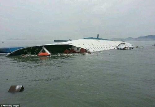 Những vụ chìm tàu du lịch kinh hoàng trên thế giới - Ảnh 1.