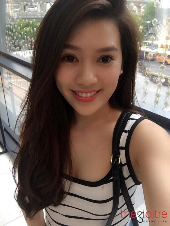 Nhan sắc mỹ miều của cô tiểu thư Sài thành - Ảnh 2.