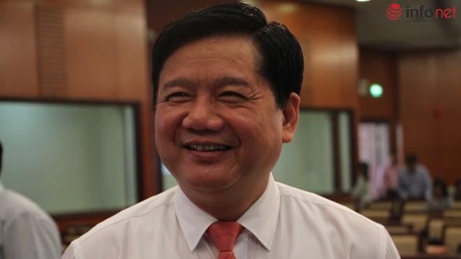Ông Đinh La Thăng: Phải xây dựng TP xứng danh mang tên Bác - Ảnh 1.