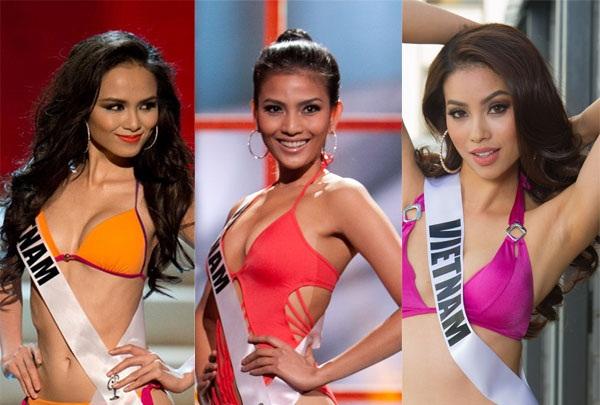 Vì sao người đẹp Việt thường thất bại tại Hoa hậu Hoàn vũ? - Ảnh 2.
