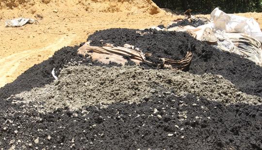 145,5 tấn chất thải Formosa ra Phú Thọ chỉ là... vỏ thùng phuy - Ảnh 1.