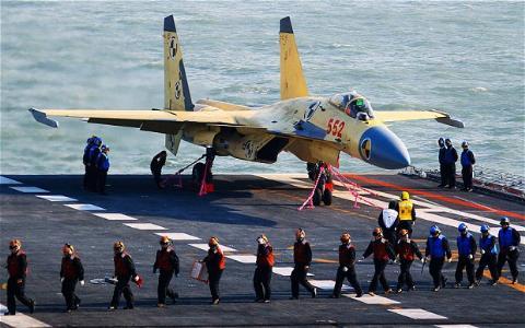 CV-16: Bí ẩn động trời phía sau tàu sân bay Liêu Ninh  - Ảnh 4.