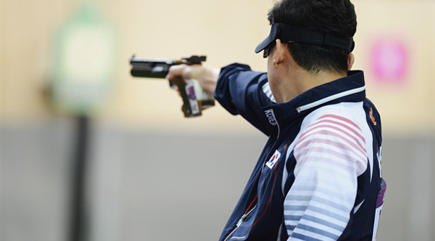 Bộ môn bắn súng vừa đem lại HCV Olympic cho thể thao Việt Nam khó đến mức nào? - Ảnh 2.