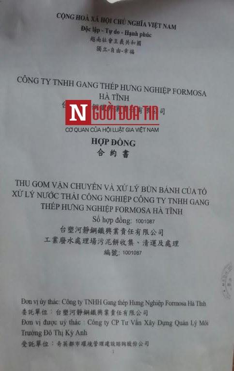 Xem xét hình sự đối với cá nhân ông Ngưu Tuấn Phát của Formosa - Ảnh 1.