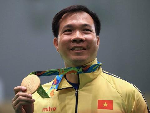 Hoàng Xuân Vinh là học trò đặc biệt - Ảnh 1.