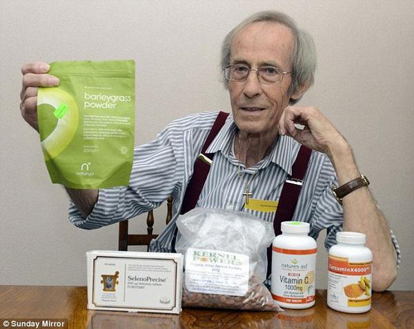 Có những người đã đánh bại bệnh ung thư hiểm nghèo chỉ bằng cách thay đổi chế độ ăn uống - Ảnh 2.