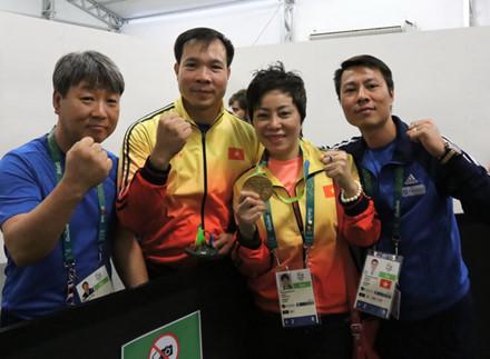 Trần Quốc Cường chắc chắn có huy chương tại Olympic 2020 - Ảnh 1.