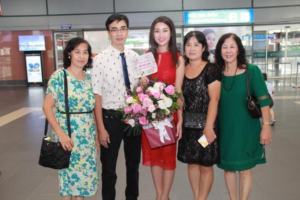 Em gái nhỏ tuổi xinh xắn ít ai biết của Tân Hoa hậu Việt Nam 2016 Đỗ Mỹ Linh - Ảnh 2.
