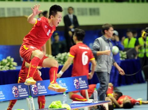 Trần Văn Vũ: Người giữ hồn cho futsal Việt Nam - Ảnh 1.