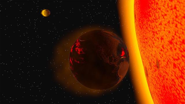 Mặt trời sẽ mang Ngày tận thế đến Trái đất sớm hơn bạn nghĩ - Ảnh 1.