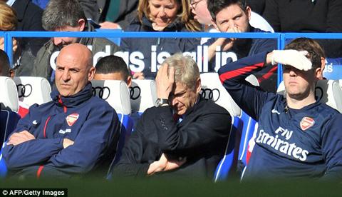 Jose Mourinho: 'Một ngày nào đó, tôi sẽ tìm Wenger và đập VỠ MẶT ông ta' - Ảnh 2.