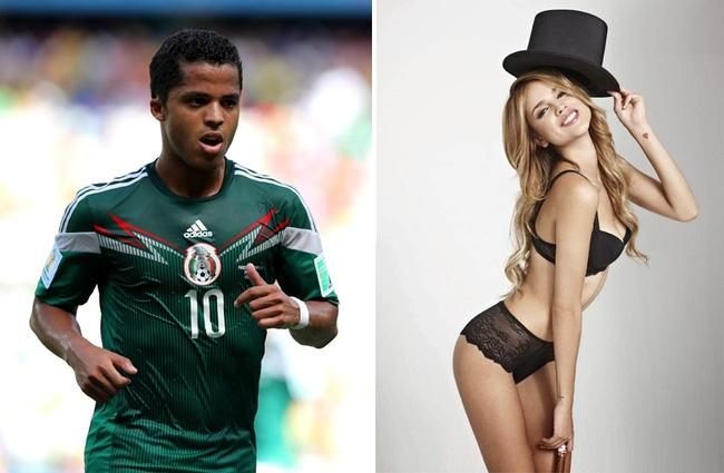 Cựu sao Barcelona lộ clip sex với bạn gái tin đồn của Ronaldo? - Ảnh 2.