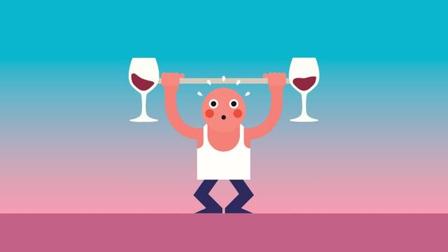 Nếu có thói quen uống rượu bia, hãy thực hiện lời khuyến cáo sức khỏe này ngay lập tức - Ảnh 1.