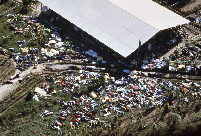 Vụ thảm sát kinh hoàng tại Jonestown: Gần 1.000 người uống thuốc độc, tự sát tập thể - Ảnh 3.