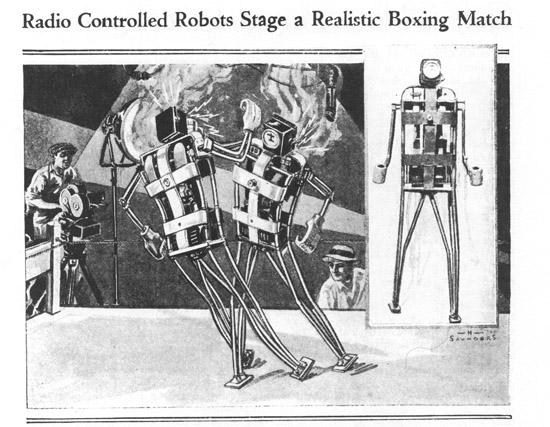 Giải đấu robot đánh nhau như phim viễn tưởng hóa ra đã có từ lâu - Ảnh 2.