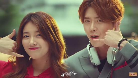 Bạn gái Lee Min Ho sẽ trở thành người yêu mới của Lee Jong Suk - Ảnh 3.