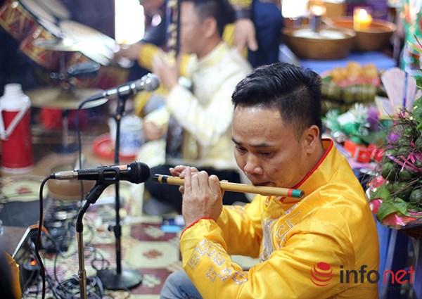 Huyền bí lễ mở phủ trong tín ngưỡng Thờ Mẫu của người Việt - Ảnh 3.