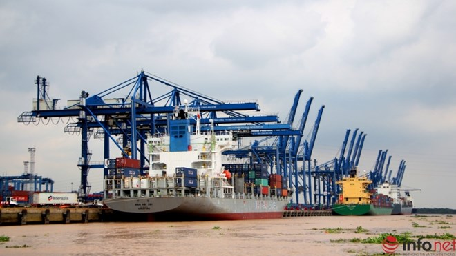 Thủ tướng: Tân cảng Sài Gòn phải trở thành Tập đoàn kinh tế quốc phòng hàng đầu - Ảnh 2.