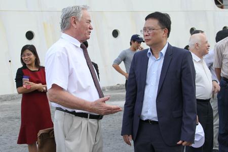 Nhà khoa học Việt nghiên cứu Biển Đông trên tàu Nga  - Ảnh 3.