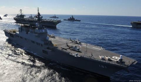 Liêu Ninh vào Biển Đông, Nhật Bản mua tàu sân bay?  - Ảnh 3.
