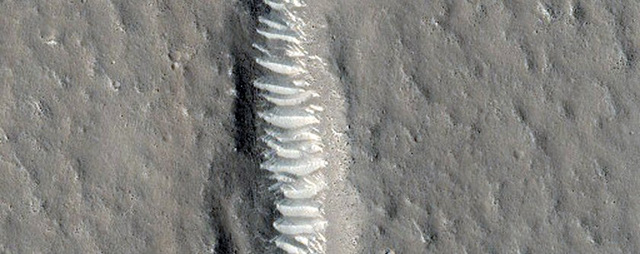 NASA công bố 2.540 hình ảnh tuyệt đẹp về sao Hỏa được ghi lại trong hơn 10 năm - Ảnh 21.