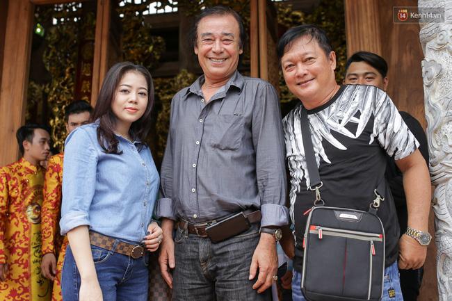 Cập nhật: Các nghệ sĩ đến thăm đền thờ Tổ trị giá 100 tỷ của Hoài Linh - Ảnh 22.