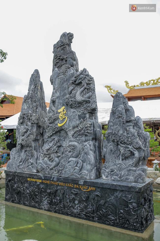 Cập nhật: Các nghệ sĩ đến thăm đền thờ Tổ trị giá 100 tỷ của Hoài Linh - Ảnh 25.