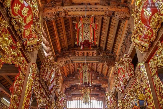 Cập nhật: Các nghệ sĩ đến thăm đền thờ Tổ trị giá 100 tỷ của Hoài Linh - Ảnh 29.