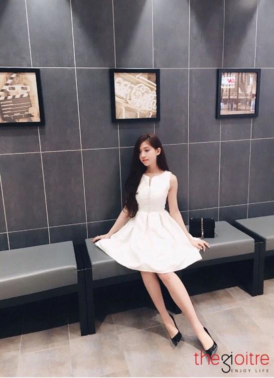 """Gu thời trang """"đẹp miễn chê"""" của cô giáo mầm non Hà thành - Ảnh 3."""