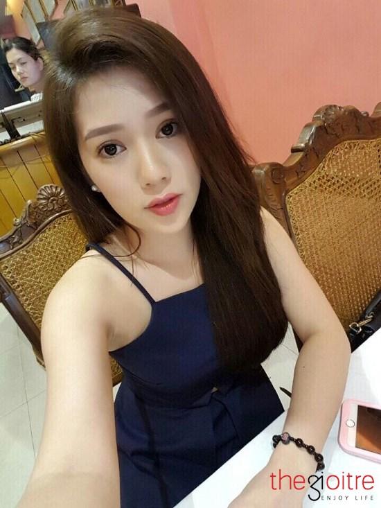 Nhan sắc mỹ miều của cô tiểu thư Sài thành - Ảnh 3.