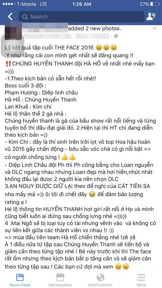 Lan Khuê, Phạm Hương ứng xử với Hà Hồ ra sao trước tin lộ kết quả The Face? - Ảnh 2.