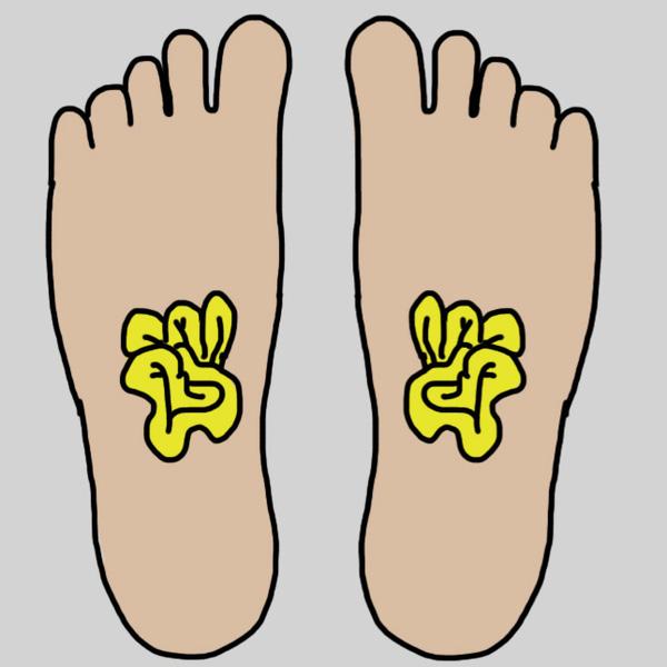 Bấm huyệt ở chân: Cách chữa bệnh vô cùng hay mà ít người biết - Ảnh 3.