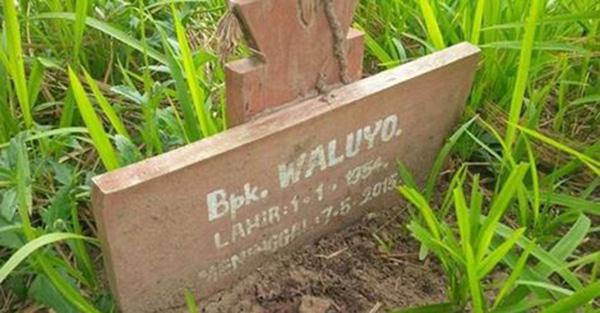Vợ tự tay chôn cất chồng, một năm sau chồng xuất hiện sừng sững trước cửa - Ảnh 3.