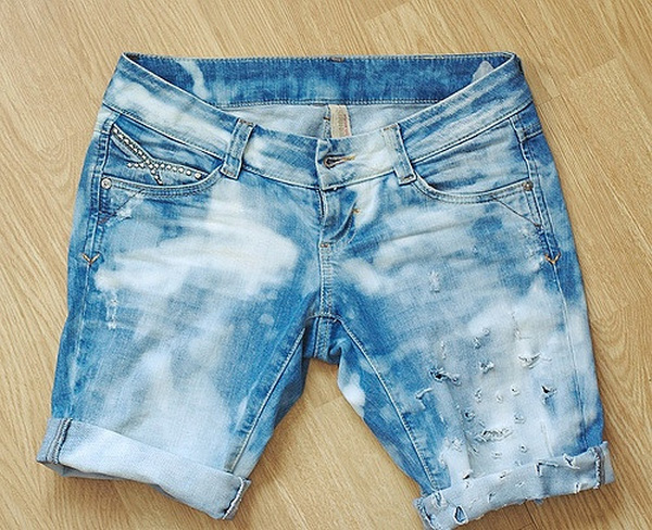 Ai cũng có một mớ quần jeans cũ nhưng chẳng ai nghĩ đến sẽ dùng chúng như thế này cả - Ảnh 3.