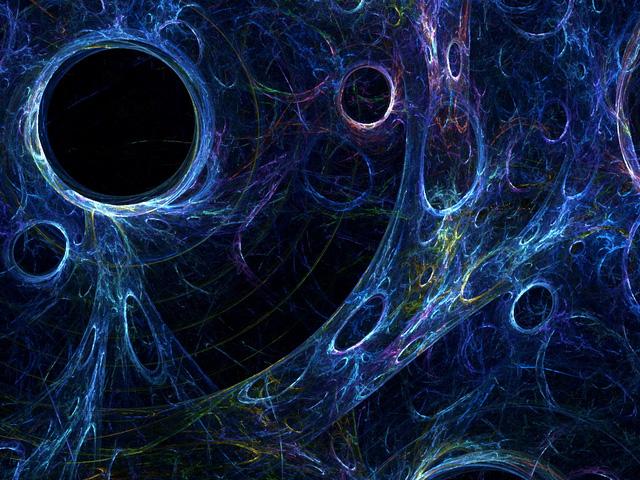 Tìm ra thiên hà ma được cấu tạo nên bởi 99,99% vật chất tối - Ảnh 2.