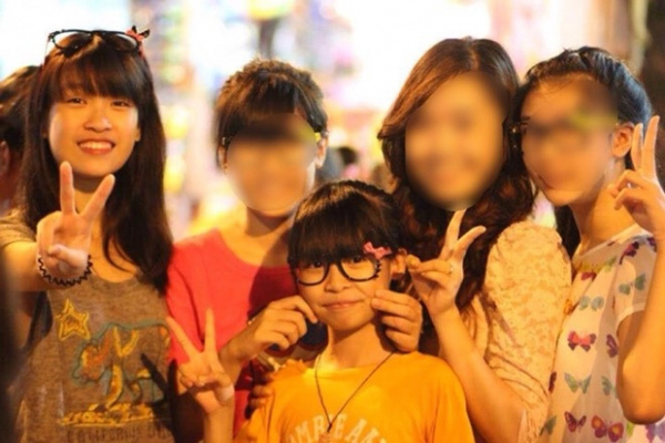 Em gái nhỏ tuổi xinh xắn ít ai biết của Tân Hoa hậu Việt Nam 2016 Đỗ Mỹ Linh - Ảnh 3.