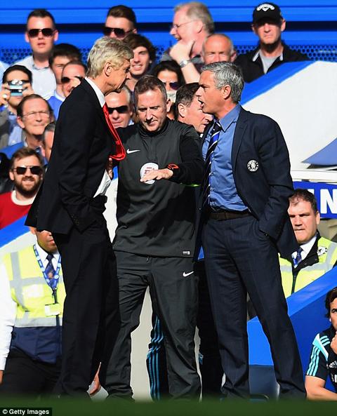 Jose Mourinho: 'Một ngày nào đó, tôi sẽ tìm Wenger và đập VỠ MẶT ông ta' - Ảnh 3.