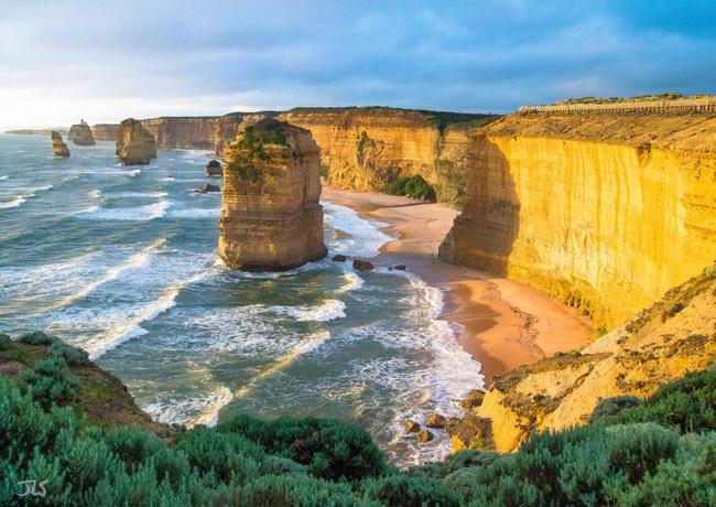 15 địa danh có điểm nhìn đẹp nhất thế giới khiến bạn nghẹt thở - Ảnh 4.