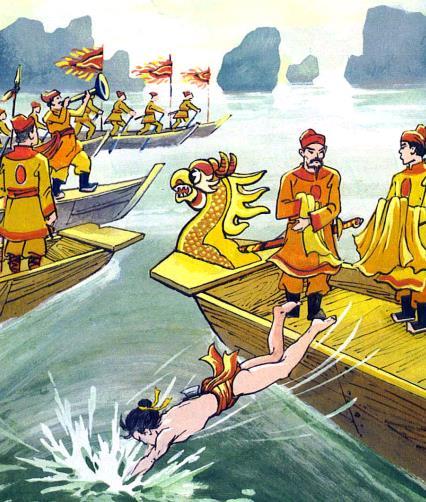Những đặc công nước có biệt tài bơi lặn không kém gì danh tướng Yết Kiêu - Ảnh 4.