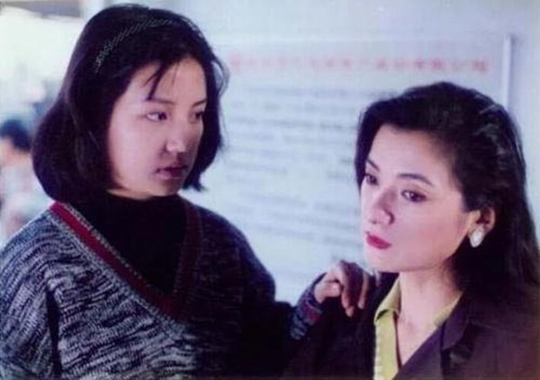 Ảnh độc thời mới vào nghề của Lâm Tâm Như, Triệu Vy, Dương Mịch - Ảnh 4.