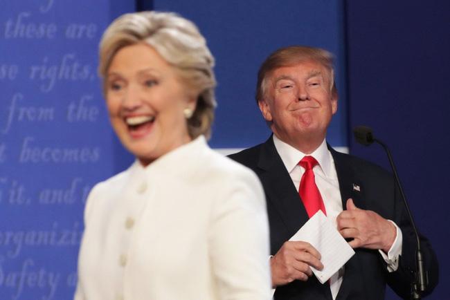 Bí mật bất ngờ phía sau chiếc cà vạt đỏ của tân Tổng thống Mỹ Donald Trump - Ảnh 4.