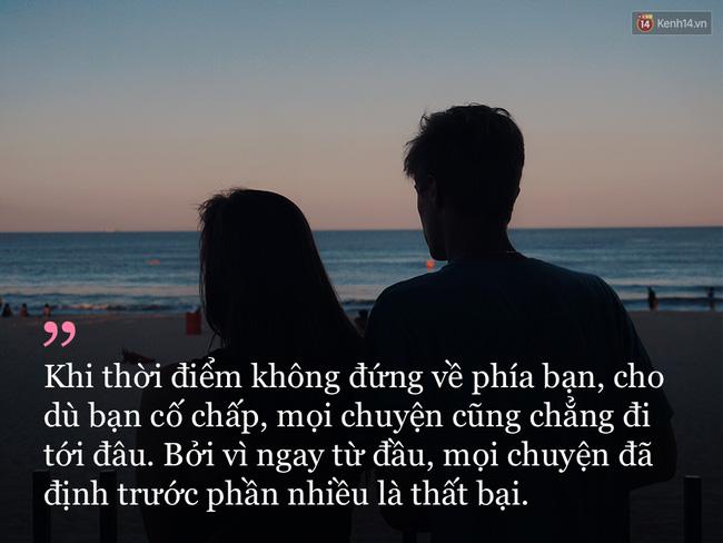 Chẳng có gì gọi là yêu đúng người, sai thời điểm cả. Đã sai là sai hết! - Ảnh 4.
