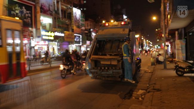 Xe rác cực thú vị ở Hà Nội: Đi đâu cũng bật nhạc Có sạch đẹp mãi được không tùy thuộc vào bạn - Ảnh 5.
