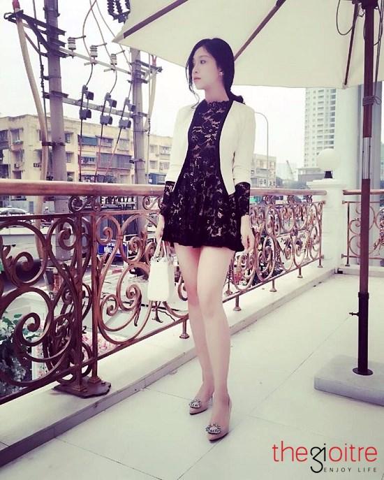 """Gu thời trang """"đẹp miễn chê"""" của cô giáo mầm non Hà thành - Ảnh 4."""