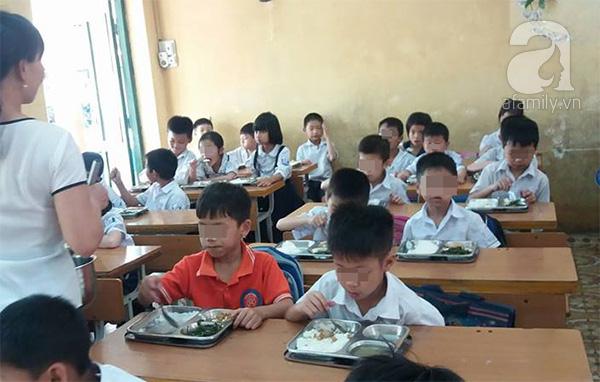 """Hiệu trưởng nói gì về suất cơm bán trú 15 nghìn đồng cho học sinh tiểu học """"nhìn mà xót""""? - Ảnh 3."""