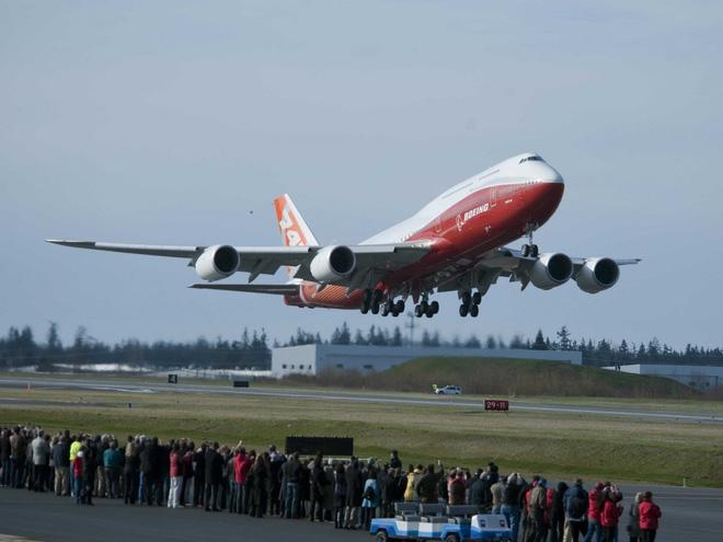 Cận cảnh nhà máy của Boeing - nơi lắp ráp nên chiếc 747 huyền thoại - Ảnh 4.