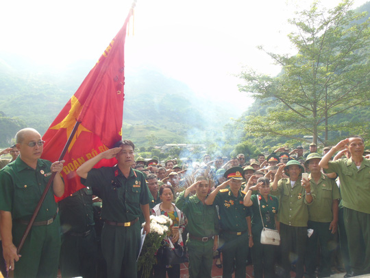 Chiến tranh biên giới Vị Xuyên: Chết hóa thành bất tử...! - Ảnh 3.