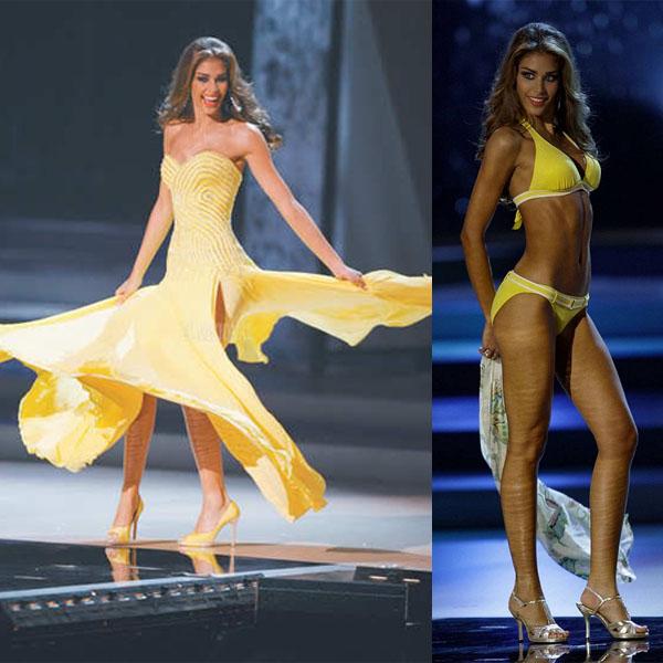 Vì sao người đẹp Việt thường thất bại tại Hoa hậu Hoàn vũ? - Ảnh 4.