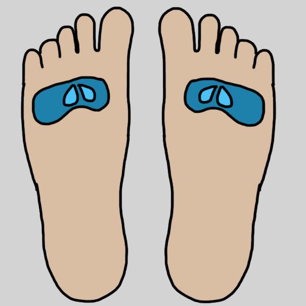 Bấm huyệt ở chân: Cách chữa bệnh vô cùng hay mà ít người biết - Ảnh 4.