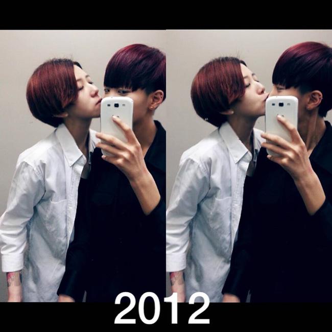 Chuyện tình đẹp của cặp đôi đồng tính nữ Hàn Quốc sẽ khiến bạn dám làm tất cả chỉ để yêu! - Ảnh 4.